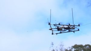 Drones in Utility and power line inspection