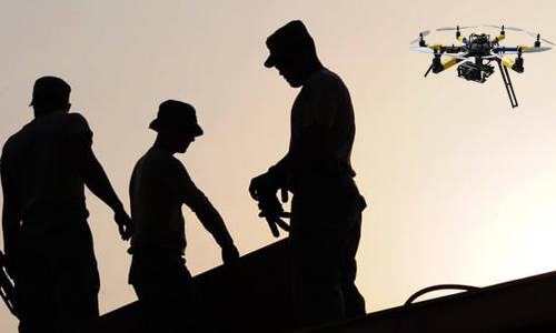 Drones For Construction