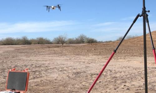 Kespry Construction Survey Drone