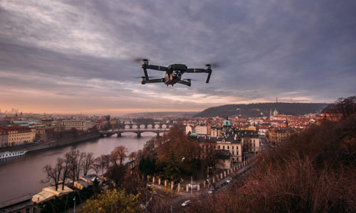 Benefits Of Using Drones