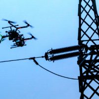 Drones For Power Lines