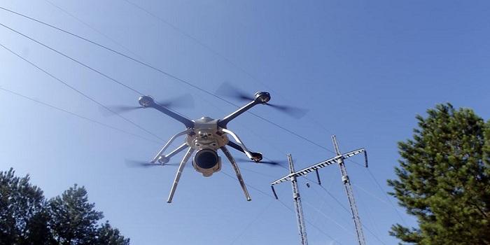Drone in Utilities