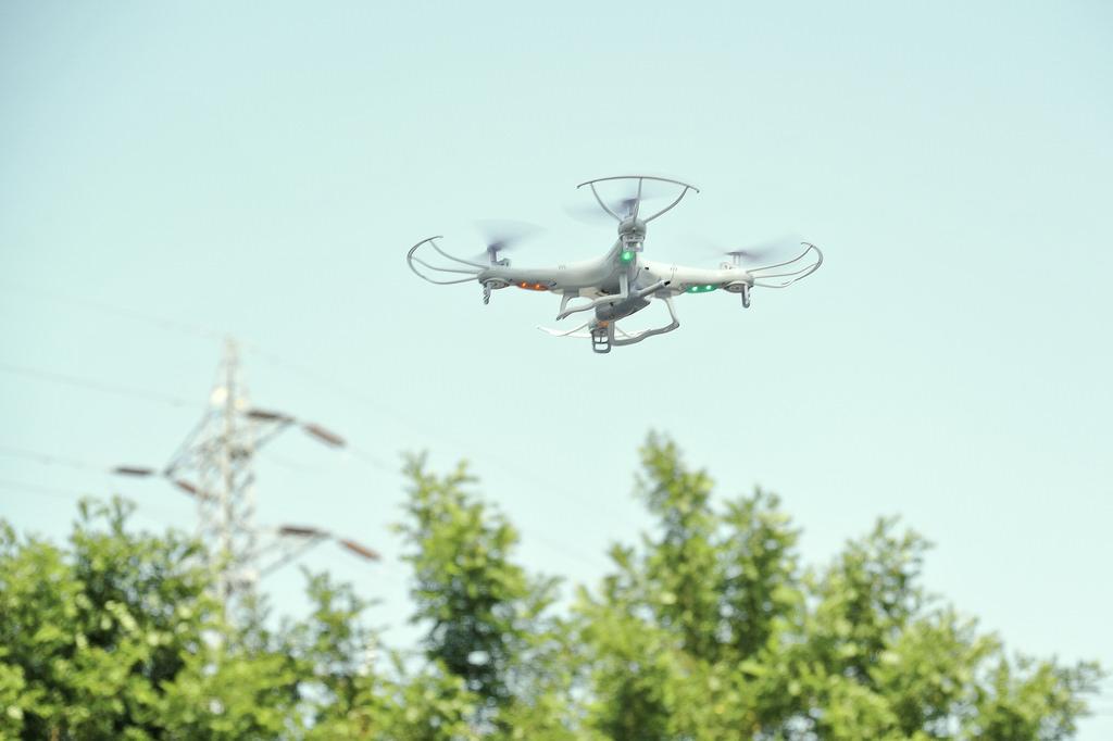 Drones for Environmental Monitoring