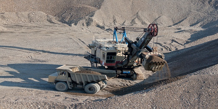 Drones for mining