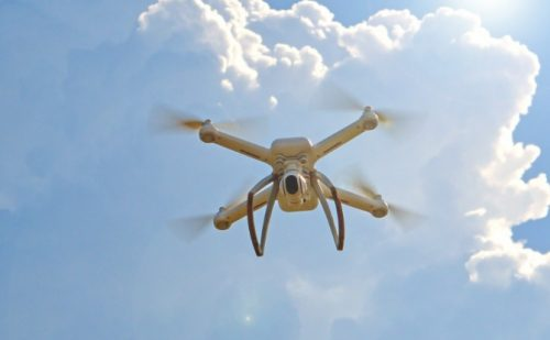 drones in utility industry