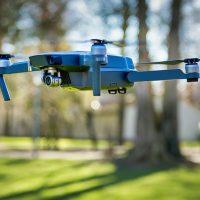 Environmental monitoring drones